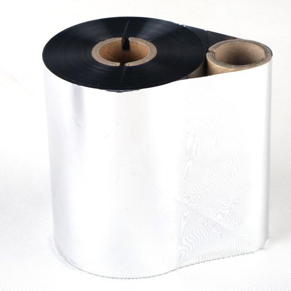 110mm 450m Blank thermal transfer wax resin barcode ribbon