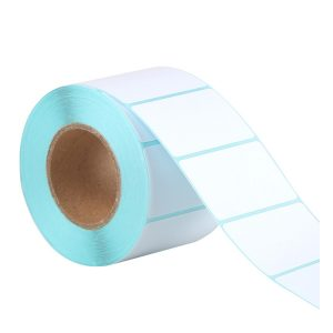 30mm x 20mm x 700pcs Direct Thermal Blank Labels Roll