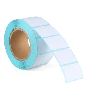 40mm x 30mm Self Adhesive Direct Thermal Blank Labels -700/Roll