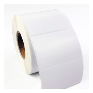 60mm x 60mm Self Adhesive Direct Thermal Labels -1000/Roll
