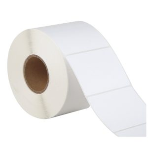 70mm x 50mm Self Adhesive Direct Thermal Blank Labels -500/Roll