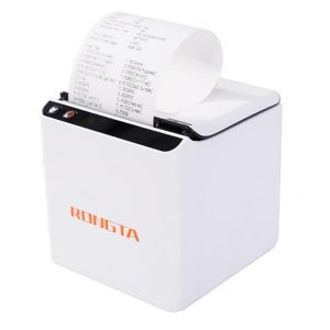 ACE H1 80mm Thermal Receipt Printer – White/Orange