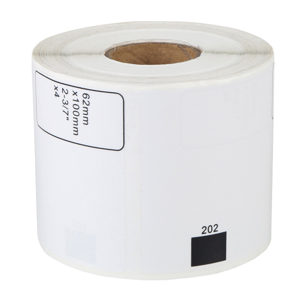 Thermal Paper Brother Compatible Labels DK-11202