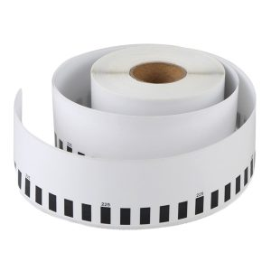 38mm x 30.48m – DK-22225/DK22225 Thermal Rolls Compatible for Brother
