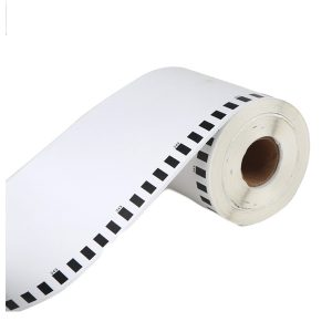102mm x 30.48m – Thermal Continuous Paper Label For Compatible Brother DK-22243