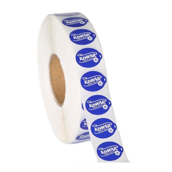 Bottle Plastic Waterproof Label Stickers