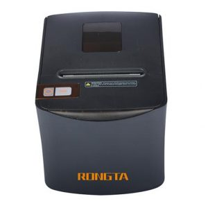 RP331 80mm Thermal Receipt Printer – Black