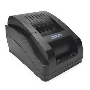 RP58B 58mm Thermal Receipt Printer – Black
