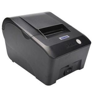 RP58E 58mm Thermal Receipt Printer – Black