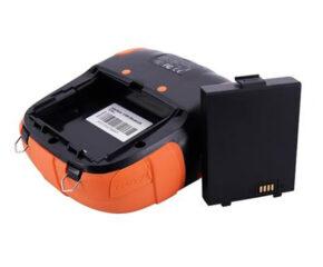 RPP320 Portable Label Printer -Black/Orange