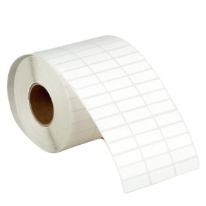 30mm x 10mm- Blank Thermal Paper Adhesive Barcode Printer Thermal Transfer Labels -10000pcs/ Roll