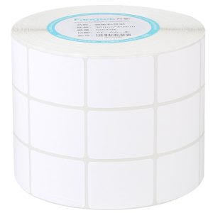 30mm x 40mm – Blank Thermal Paper Adhesive Pre Printing Barcode Thermal Transfer Labels 5000pcs/Roll