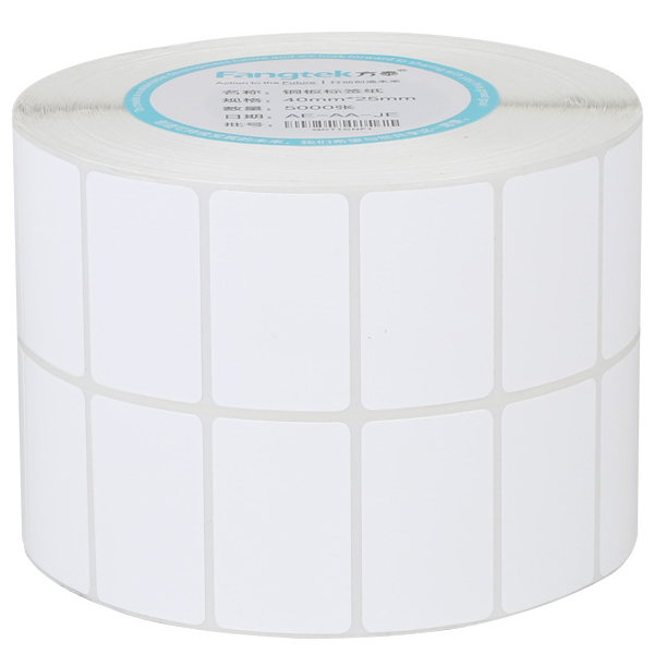 Thermal Label Sticker Paper Roll