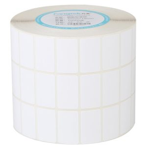 32mm x 19mm – Blank Thermal Paper Self Adhesive Thermal Transfer Barcode Labels 10000pcs/Roll