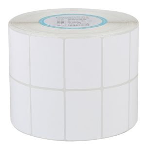 50mm x 35mm – Blank Thermal Paper Barcode Thermal Transfer Labels – 5000pcs/Roll