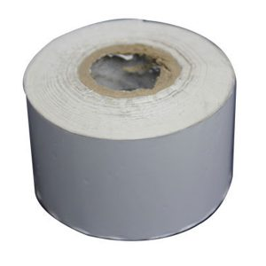 25mm x 100m – White Hot Stamping Foil Coding Ribbon for Foil Stamping Machine