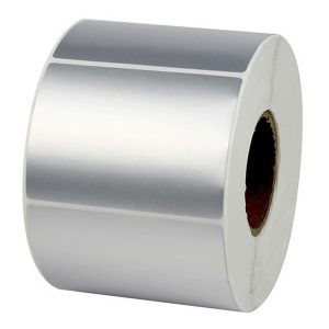 PVC adhesive barcode label stickers